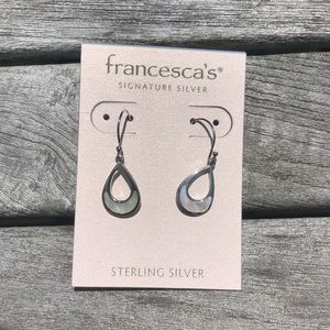 Francesca's Collections Jewelry - Sterling Silver Earrings